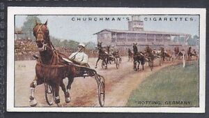 CHURCHMAN-SPORTS-amp-GAMES-IN-MANY-LANDS-08-TROTTING-GERMANY