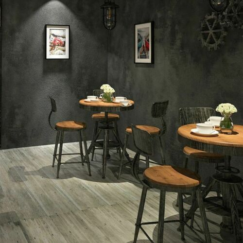 Wallpapers Self Adhesive Murals Grey Cement Paper Back Vinyl Types For Interiors