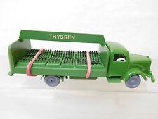 eso-5138 IMU 1:87 Mercedes Getränkewagen Thyssen mit minimale Gebrauchsspuren