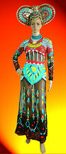 Katy Perry Dark Horse Costume Set (Outfit+Headdress) Diva Drag Queen Showgirl