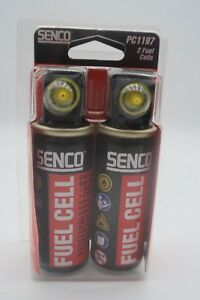 Genuine-SENCO-PC1197-Fuel-Cell-2-Pack-Framers-Nail-Guns-Nailers-NEW-Sealed