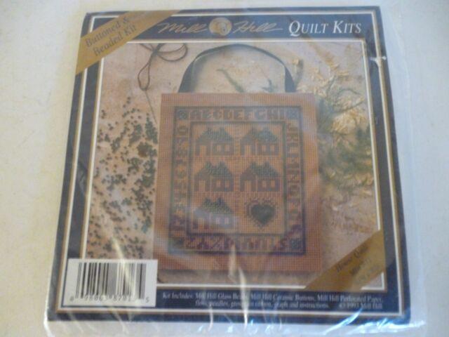 Mill Hill Cross Stitch Ohio Star Quilt  Kit   #MHCB16