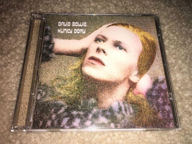 Hunky Dory by David Bowie (CD, Sep-1999, EMI)