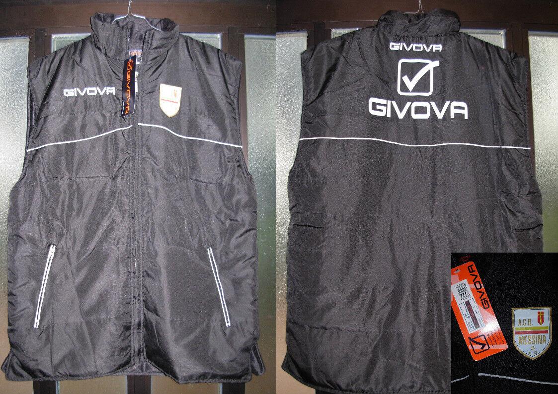 Suomoicato 1415 no maglia shirt originale messina givova Diuominiione XL nuovo nuovo