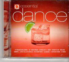 (FD628) Q Essential Dance - 2001 Q Magazine CD