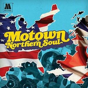 Motown-Northern-Soul-Various-Artists-NEW-CD