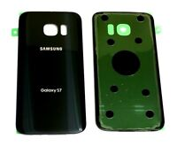 Battery Back Cover For Samsung Galaxy S7 G930 For All Carriers Onyx Black