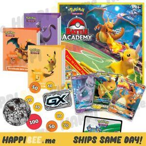 Pokemon-TCG-Battle-Academy-Board-Game-180-Card-Deck-Charizard-Raichu-Mewtwo-G