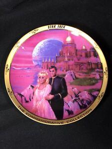 Star-Trek-Hamilton-Plate-Collection-The-Menagerie