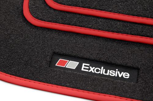 Exclusive Line Fußmatten für Fiat Bravo 2 II Typ 198 Bj 2007-2014