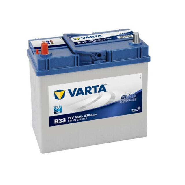 Batteria Varta Blue Dynamic B33 12v 45ah 330a 545 157 033