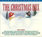 THE CHRISTMAS BOX - 3 CD BOX SET - MERRY XMAS EVERYBODY, MISTLETOE & WINE & MORE