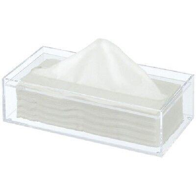 New Muji Acrylic Tissue Box Japan