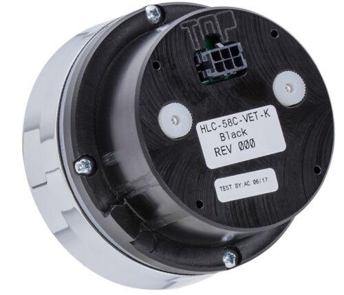 Dakota Digital 58-62 Chevy Corvette Analog Clock Gauge for HDX Kit HLC-58C-VET-K
