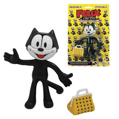 *** NJ CROCE FELIX THE CAT ACTION FIGURE ***
