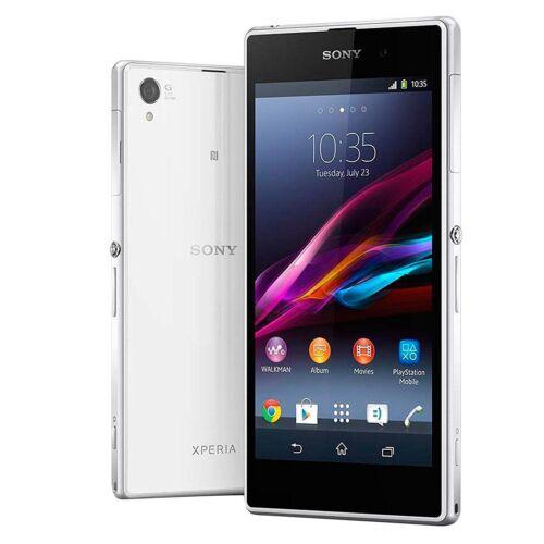 1 von 1 - Sony  Xperia Z1 C6903 - 16GB - Weiß (Ohne Simlock) Smartphone android 4G LTE