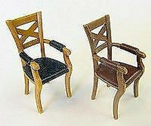 Fiducioso Plus Model El058 - 1:3 5 Modellismo-plastica Sedie Con Armrests Vendite Di Garanzia Della Qualità