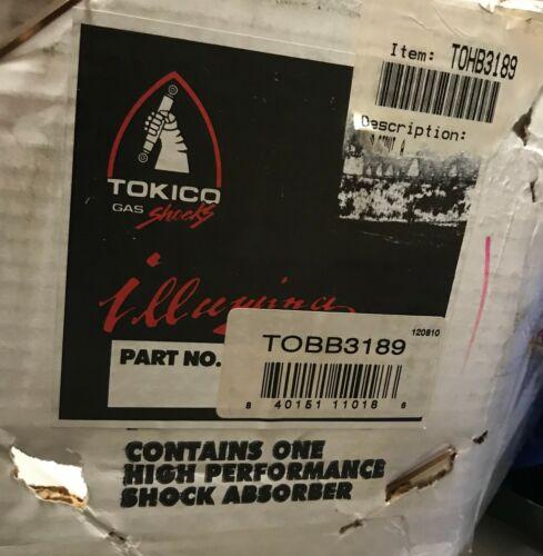 TOKICO High Performance Gas Shock TOBB3189