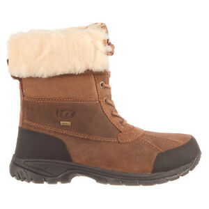 Image is loading UGG-Australia-Butte-Cold-Weather-Bomber-Boot-Mens