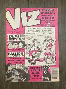 VIZ (Adult) Comic - Apr / May 1989 - Issue 35 - Ref C66 - Free Postage
