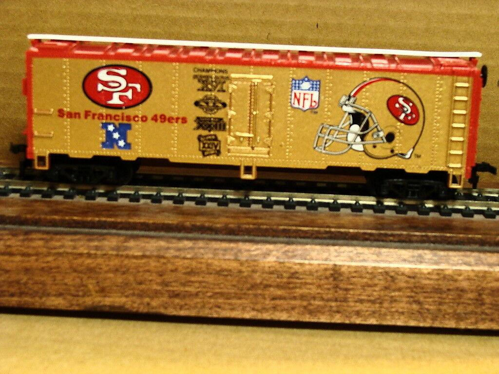 SAN FRANCISCO 49ers  MANTUA SUPER BOWL EXPRESS HO 1992