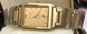 Original-Reloj-de-mujer-cavadini-ip-chapado-en-Oro-Elegante-amp-ensueno-ZF-PUNTOS