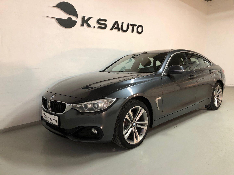 BMW 420d 2,0 Gran Coupé Sport Line xDrive 5d