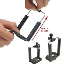 Universal Pied Caméra Montage Support Tripode pour Cellule Mobile Smartphone