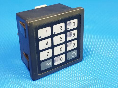 Eingabetasten 51060262 51106488 Schlüsselcodeschalter Eingabetasten V020400