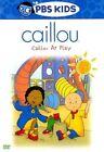 Caillou Caillou at Play 0841887051033 DVD Region 1