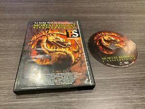 Mortal Kombat Conquest DVD