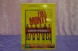 DVD-FULL-MONTY-EDITION-PRESTIGE-VERSION-INTEGRALE-2-DVD-NEUF