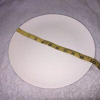 Nice Medium 10 Dinner Plate Slump Fusing Glass Mold Kiln Bi16