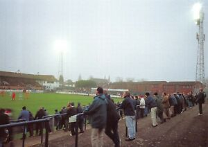Non-League-Football-Ground-Postcard-Worcester-City-FC-St-Georges-Lane