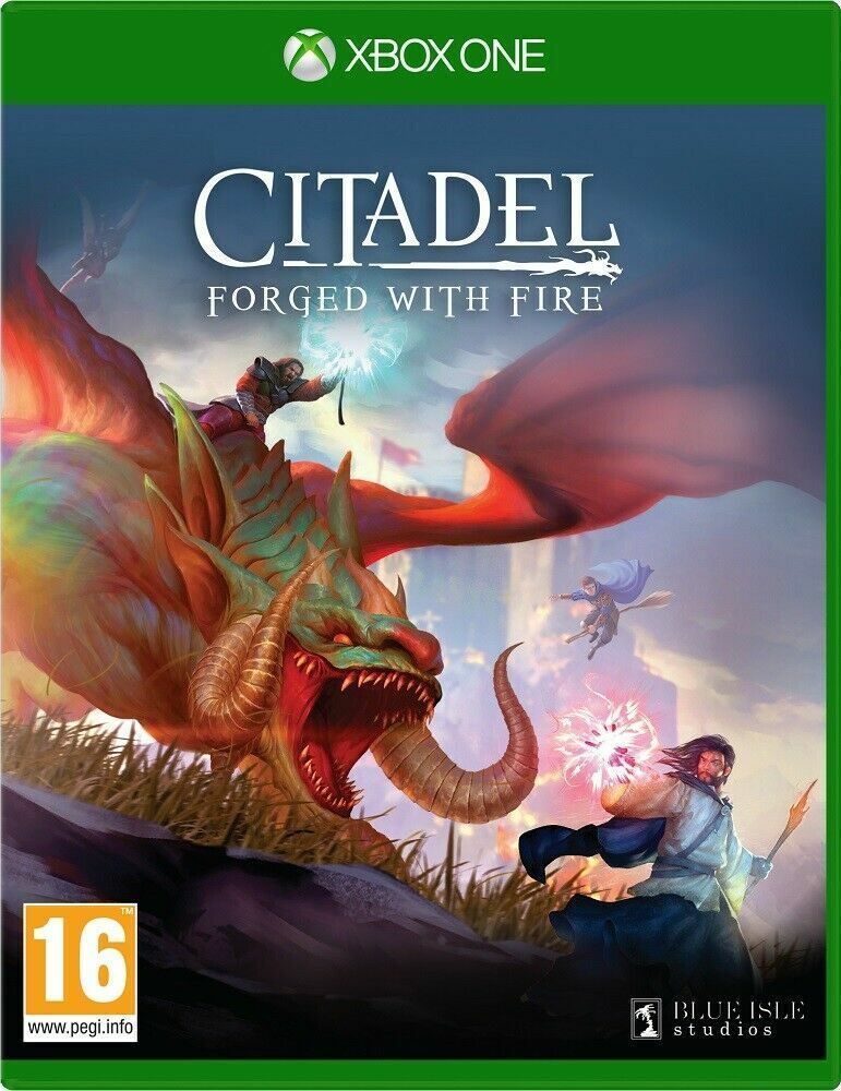 Citadel Forged With Fire Xbox One EXCELLENT Condition FAST Dispatch