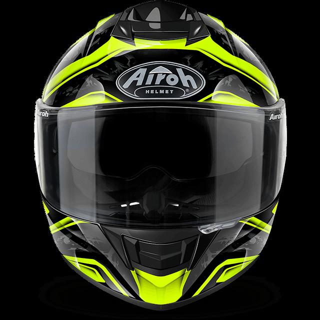 Airoh ST514 ST 501 Weisse Matt XXL