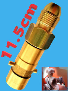 UK-Bayonet-LPG-Filling-Point-Filler-gas-cylinder-Bottle-GERMAN-POL-Adapter