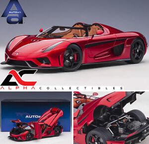 Preventa-Autoart-79026-1-18-Koenigsegg-Regera-Caramelo-Rojo-AUTOMOVILISMO