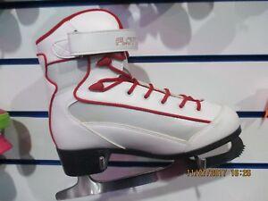 Ice-Skates-DR-Flowline-Women-039-s-Girls-Cheap-Figure-Skates