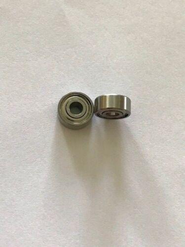 Newell 322 338 /& 344 ABEC 7 Hybrid Ceramic//Stainless Steel Ball Bearings 332