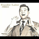 I Believe [Pazzazz] by Frankie Laine (CD, May-2004, 2 Discs, Pazzazz)