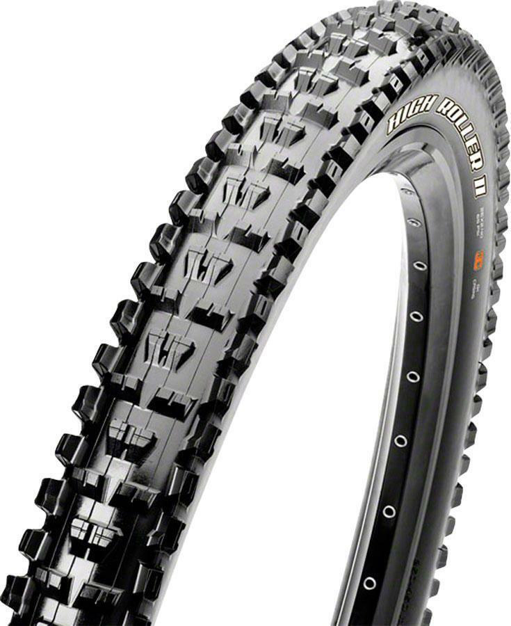 Maxxis High Roller II 29 x 2.30 Tire, Folding, 60tpi, Dual Compound, EXO, TLR