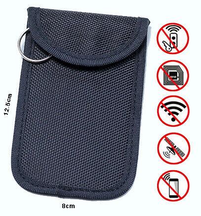 HIGH PERFORMANCE TECHNOLOGY PORSCHE Car Key Signal Blocker Case//Pouch