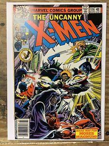 The X-Men #119/Bronze Age Marvel Comic Book/VF-