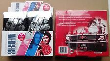 Mujeres de los Vengadores culto 1960s Reino Unido TV Caja Sellada De autógrafo Trading Cards