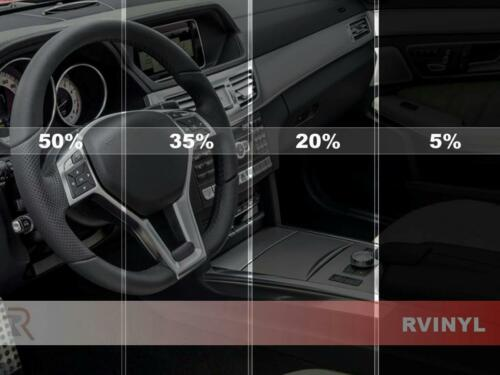 Sedan Tinting Films Rtint Precut Window Tint Kit for Toyota Yaris 2007-2012
