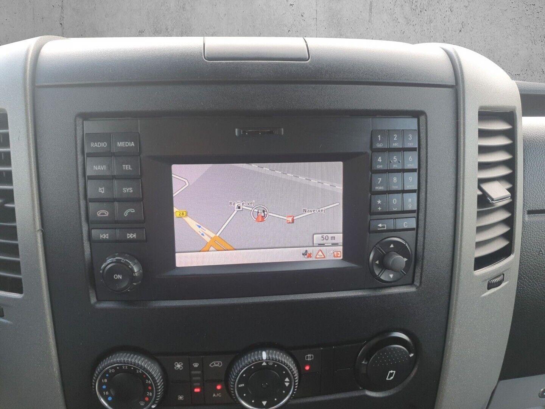 Billede af Mercedes Sprinter 316 2,2 CDi Alukasse m/lad aut.