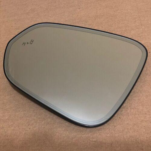 OEM Lexus RX350 NX200t NX300h RX450h LEFT Auto Dim Mirror Glass Blind Spot Alert