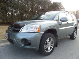 2008 MITSUBSHI ENDEAVOR 4X4 LOADED SUN ROOF