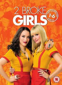 2-Broke-Girls-Stagione-1-A-6-DVD-Nuovo-DVD-1000693236